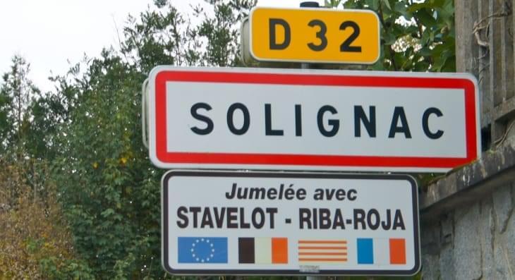 Solignac 87110 - proche Limoges